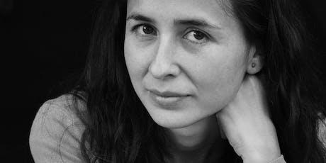 Ruth Estévez LRVS MFA Lecture tickets