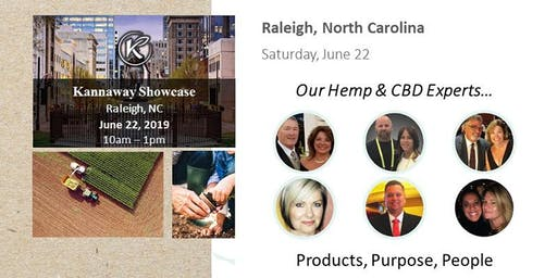 Kannaway Showcase Event- Raleigh, NC
