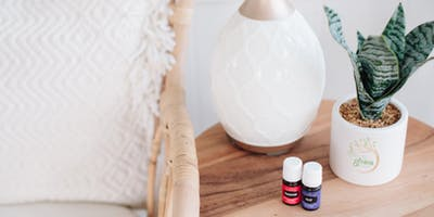 Daily Wellness with Essential Oils