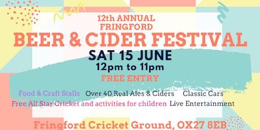 Fringford Beer Festival