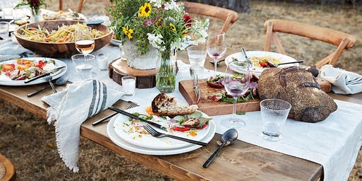 WCHS Farm to Table Dinner - July 2019