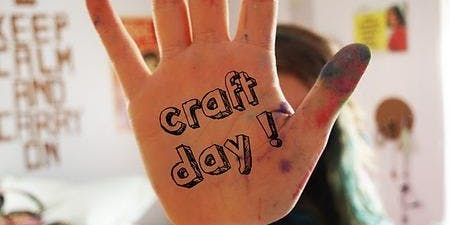 Drop in Art Day (Grade K & Up) 6/26 @ 1:00 PM