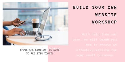 Build Your Own Website in ONE Day!