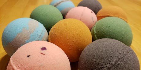 Bath Bomb Making Workshop - GOT theme tickets