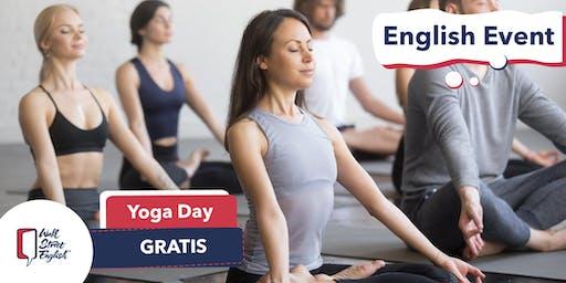 Yoga Day en Wall Street English
