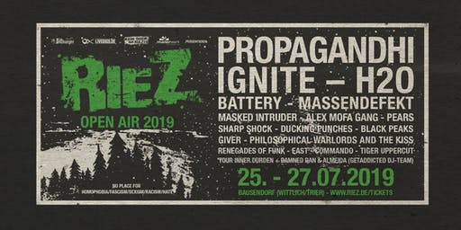 21. RIEZ Open Air 2019