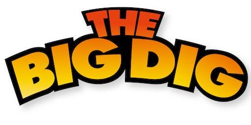 The Big Dig - Glendalough Heritage Week 2019