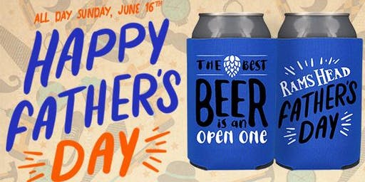 Father's Day at Rams Head Shore House