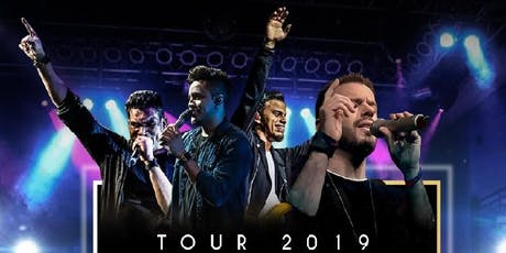 Tour 2019 Barak y Evan Craft En Concierto entradas