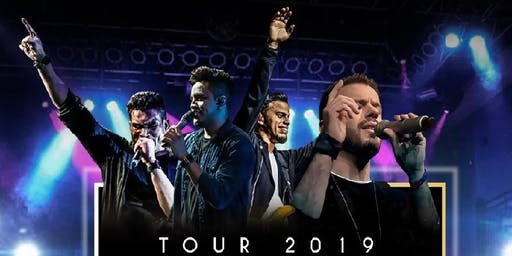 Tour 2019 Barak y Evan Craft En Concierto