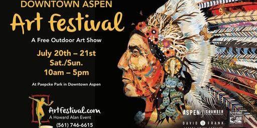 17th Annual Downtown Aspen Art Festival