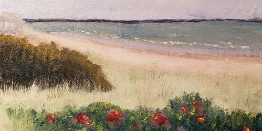 Oil Painting Course: Ocean View (14 & up)