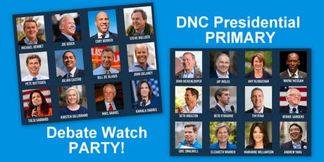 DNC Presidential Debate Watch Party: Brooklyn Blowout! tickets