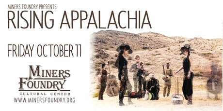 Rising Appalachia tickets
