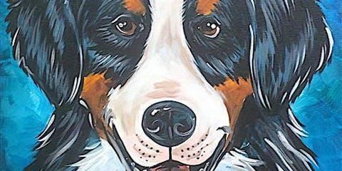 Paint your own Pet Paint Party
