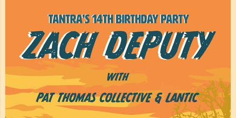 Tantra's 14th Birthday Party tickets