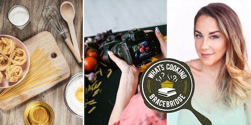 Food Photography & Basics of Flat-Laying