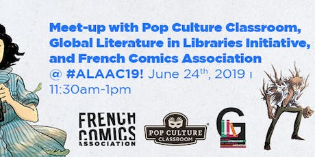 ALA 2019 Meet-up: International Comics in Education Networking Event tickets