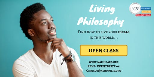 Living Philosophy Course - OPEN CLASS