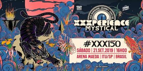 XXXPERIENCE 150ª EDIÇÃO ingressos
