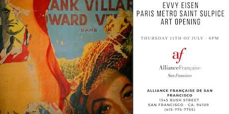Art Opening - Vernissage Evvy Eisen tickets