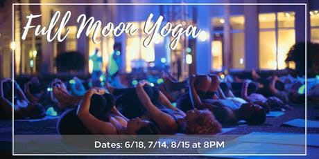 Full Moon Yoga at Hilton West Palm Beach tickets