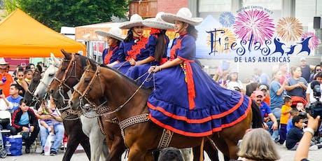 Parade Entry - Fiestas de Las Americas 2019 tickets