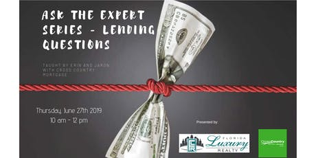 Ask the Expert Series - Lending Questions tickets