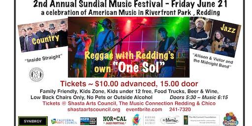 Sundial Music Festival 2019