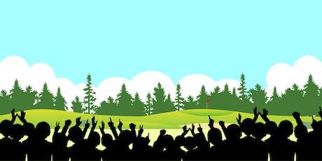 2019 Golf Tournament tickets