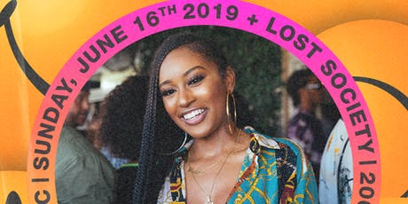 LITTY IN THE CITY BRUNCH + DAY PARTY! - JUNE 16 - LOST SOCIETY tickets