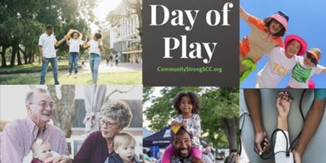 DAY OF PLAY  with Community Strong tickets