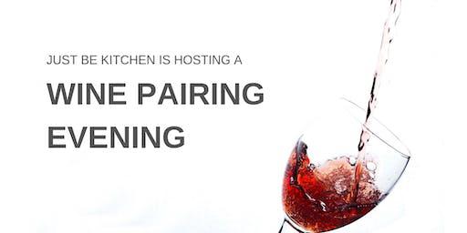 WINE PAIRING EVENING