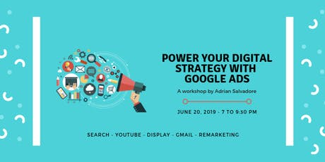 Power Your Digital Strategy with Google Ads tickets