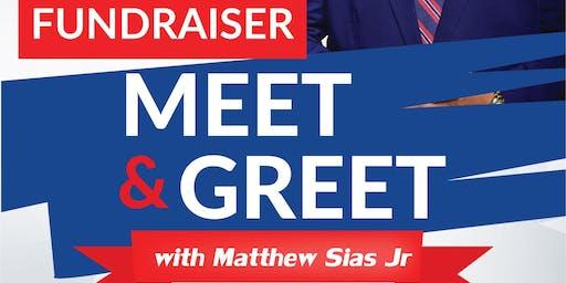 Meet & Greet Matthew Sias Jr Lafayette City Council District 1 Candidate