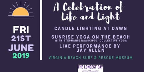 Celebration of Life and Light tickets