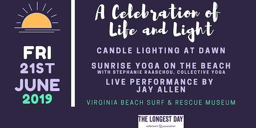 Celebration of Life and Light