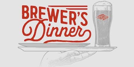Ale Ambassador Brewer's Dinner tickets