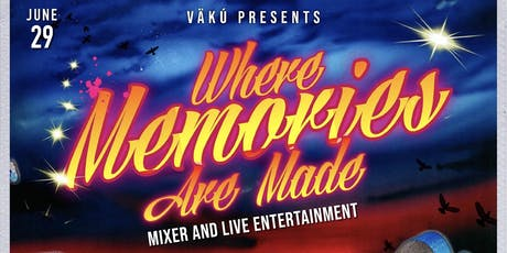 Where Memories Are Made: tickets