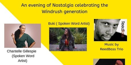 Let Us Celebrate The Windrush Generation tickets