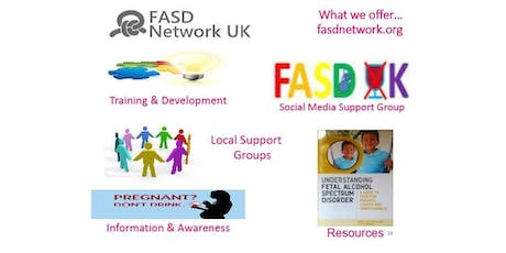 FASD training for parents and carers tickets