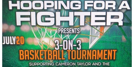 Hooping for a fighter fundraiser tickets