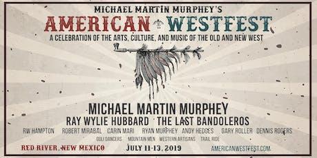 American WestFest tickets