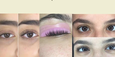Lash Lifting and Tinting Training Class tickets