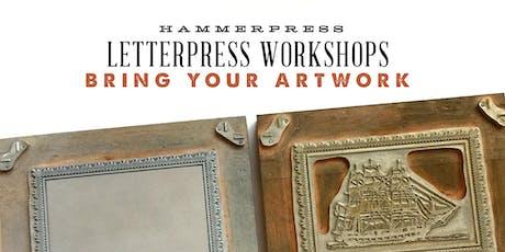 Bring Your Own Artwork Print Workshop tickets