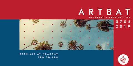 ARTBAT Open-Air July 4th tickets