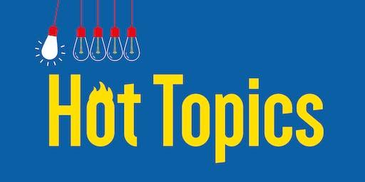 Hot Topics: Landlord and Tenant Legislation