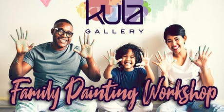 KULA Gallery Family Painting Workshop tickets