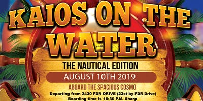 KAIOS ON THE WATER