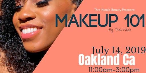 Makeup 101 w/ TheaNicoleBeauty